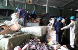 Hàng lậu, hàng giả chèn ép dữ dội hàng sản xuất trong nước