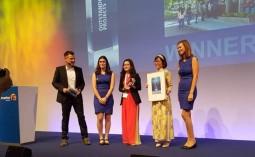 Doanh nghiệp Việt Nam đoạt giải quốc tế về dự án điện mặt trời
