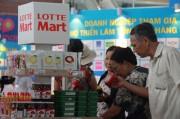 Lotte Mart tự hào tôn vinh hàng Việt