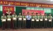 Lực lượng Quản lý thị trường Hậu Giang kỷ niệm 60 năm truyền thống
