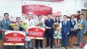 Doanh nghiệp hỗ trợ 1,2 tỷ đồng cho Bệnh viện Nhi Đồng II