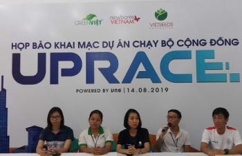 se co 50000 nguoi tham gia du an chay bo cong dong uprace 2019