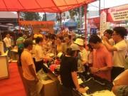 Đồng Nai: Hội chợ hàng Việt Nam chất lượng cao 'quá tải' người mua sắm