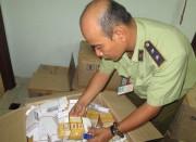 TP. Hồ Chí Minh: Hàng nhập lậu vẫn không giảm
