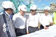 Quy trách nhiệm các bên liên quan làm chậm tiến độ Dự án nhiệt điện Sông Hậu 1