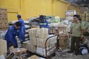 Quản lý thị trường TP. Hồ Chí Minh tiêu hủy lô hàng lậu trị giá gần 20 tỷ đồng