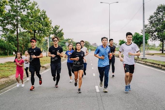 du an chay bo cong dong uprace 2019 vuot qua gan 2 trieu km