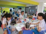 Trường mầm non Kidzone: Nuôi dạy trẻ theo mô hình giáo dục HighScope