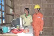 4.200 hộ nghèo miền Tây Nam bộ được gắn điện kế miễn phí