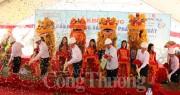 Khởi công xây chợ đầu mối nông sản thực phẩm Dầu Giây, Đồng Nai