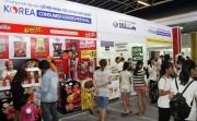 Lễ hội tiêu dùng Hàn Quốc 2017 đang diễn ra tại TP. Hồ Chí Minh