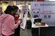 LOTTE Mart triển khai dịch vụ mua sắm bằng điện thoại di động