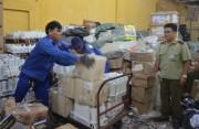 TP. Hồ Chí Minh: Tết chưa đến hàng lậu, hàng giả đã gia tăng