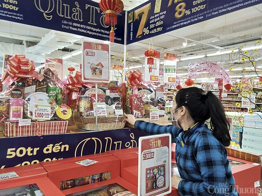 Nghệ An: Nhộn nhịp mua sắm chợ Tết online