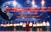 Dự án KHKT của học sinh Nghệ An được chọn tham dự cuộc thi quốc tế tại Mỹ