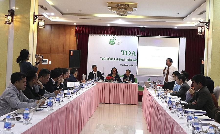 Kiến nghị giải pháp về phát triển năng lượng tái tạo tại Nghệ An
