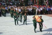 Nghệ An truy điệu, an táng 98 liệt sỹ tại Nghĩa trang liệt sỹ huyện Nghi Lộc