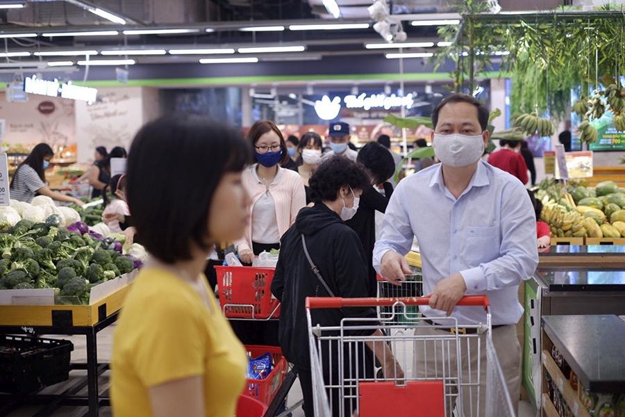 Hà Tĩnh: Chợ và siêu thị vẫn mở cửa, hàng hóa dồi dào, người dân không nên mua tích trữ