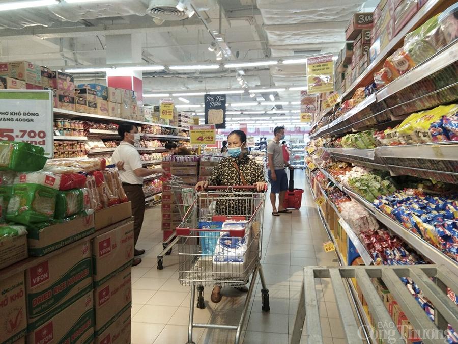 Nghệ An: Bán lẻ hàng hoá và dịch vụ tiêu dùng tăng 47,59% trong tháng 4