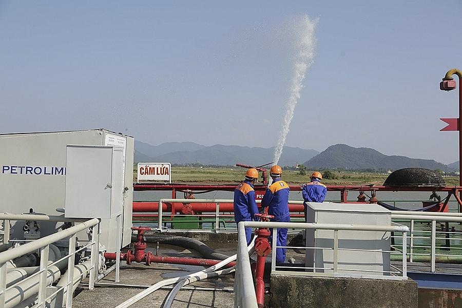 Nghệ An:Kiểm tra đột xuất hoạt động kinh doanh xăng dầu