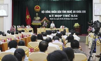 chat luong dien va ha tang luoi dien nong thon nghe an con nhieu bat cap