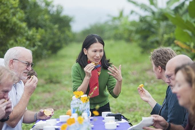 nghe an 29 san pham nong nghiep tieu thu cong nghiep duoc dan tem truy xuat nguon goc
