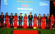 Khai mạc Hội chợ Công Thương các tỉnh Bắc Trung bộ và giới thiệu sản phẩm xanh