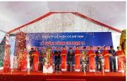 Lễ khánh thành giai đoạn 1A Dự án di dời Công ty cổ phần cơ khí Vinh