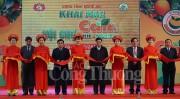 Nghệ An khai mạc Hội chợ cam Vinh