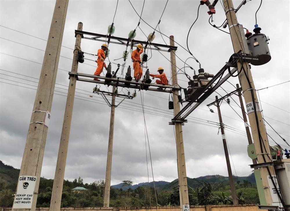 PC Thừa Thiên Huế: Triển khai các phương án cấp điện mùa nắng nóng 2021