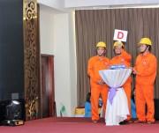 PC Quảng Trị đoạt giải ba Hội thi An toàn vệ sinh viên giỏi