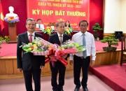 Ông Phan Ngọc Thọ được bầu làm Chủ tịch UBND tỉnh Thừa Thiên Huế