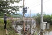 Thừa Thiên Huế: Thi công đê chắn sóng uy hiếp hành lang an toàn lưới điện