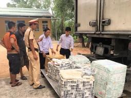 Thừa Thiên Huế: Thu giữ hơn 300 kg nội tạng động vật bốc mùi hôi