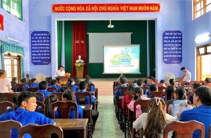 PC Thừa Thiên Huế: Tuyên truyền tiết kiệm điện cho đoàn viên, thanh niên
