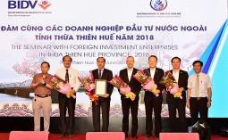 Thừa Thiên Huế thành lập câu lạc bộ doanh nghiệp FDI