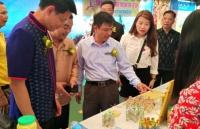 quang binh 5 doanh nghiep tham gia hoi cho trien lam hang hoa tai thai lan