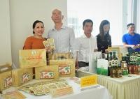 quang tri hon 100 san pham vat pham tham gia chuong trinh ocop