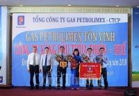 ton vinh xang dau thua thien hue dat san luong 3000 tan gas petrolimex nam 2018