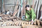 Thừa Thiên Huế phát hiện vật liệu nổ nguy hiểm tại cơ sở thu mua phế liệu