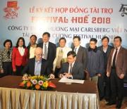 Huda tài trợ 5 tỷ đồng Festival Huế 2018