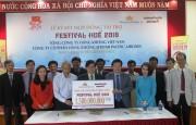 Công bố nhà tài trợ vận chuyển chính thức cho Festival Huế 2018