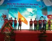 Khai mạc Ngày hội gia đình C.P Việt Nam tại Thừa Thiên Huế