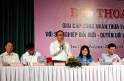 Liên đoàn Lao động Thừa Thiên Huế quan tâm, hỗ trợ người lao động