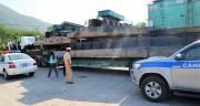 Thừa Thiên Huế: Xử phạt nghiêm đối với xe quá khổ, quá tải