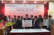 Vietravel đồng hành cùng Festival Huế 2018
