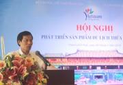Thừa Thiên Huế tăng cường hoàn thiện các sản phẩm du lịch