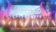 Khai mạc Hội chợ thương mại quốc tế Festival Huế 2018