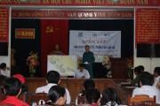 Quảng Bình: Diễn tập Phòng chống thiên tai và tìm kiếm cứu nạn năm 2017