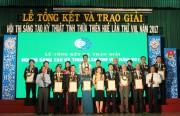 Thừa Thiên Huế- 53 đề tài đạt giải Hội thi sáng tạo kỹ thuật